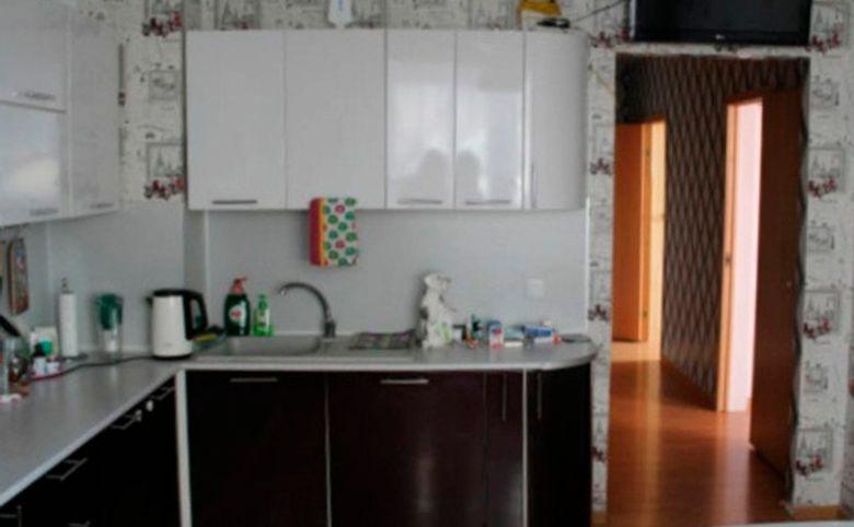 2-комнатная квартира, 68.5 м², 9 этаж – 3