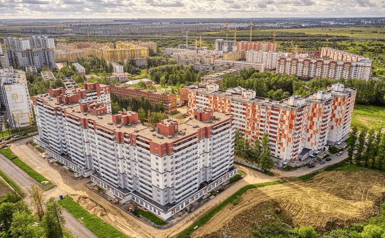 ЖК «Ленсоветовский»– 4