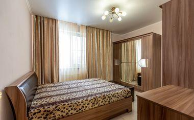 3-комнатная, 75.8 м²– 4