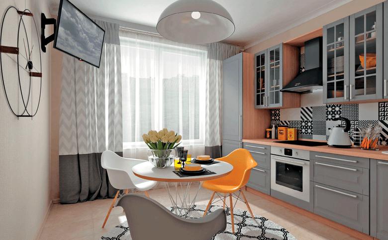 2Е-комнатная квартира, 66.13 м², 16 этаж – 7