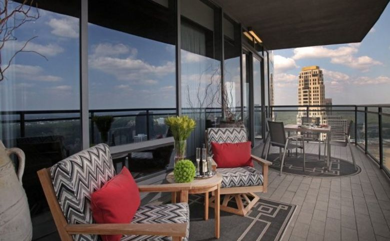 Двухуровневые квартиры и квартиры с террасами