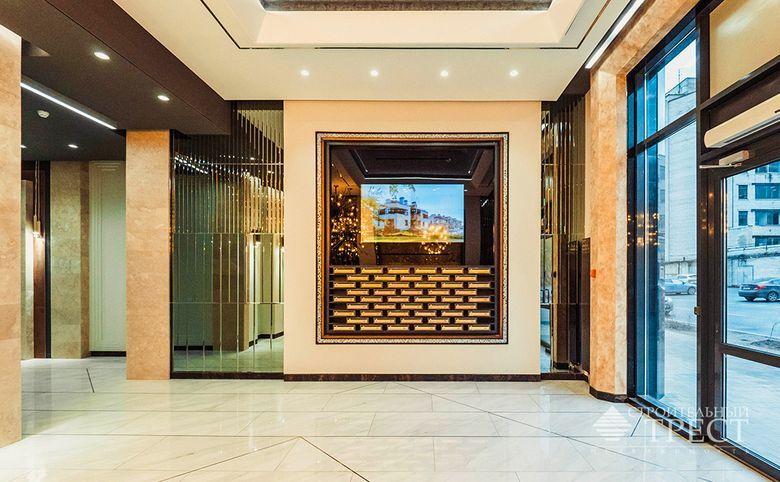 2-комнатная квартира, 72.6 м², 7 этаж – 9