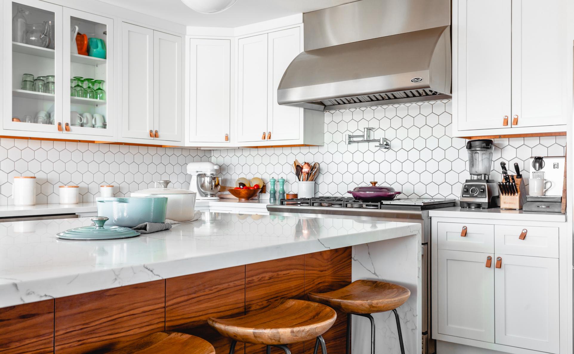 Оформление кухни: свежие решения для дизайна