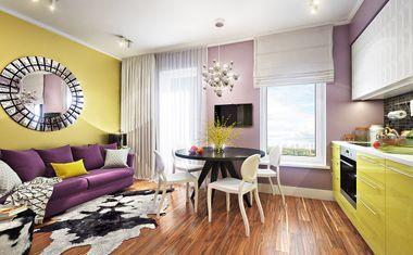 3Е-комнатная, 62.02 м²– 5