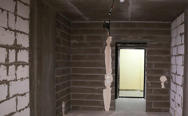 3Е-комнатная квартира, 59.7 м², 1 этаж – 4