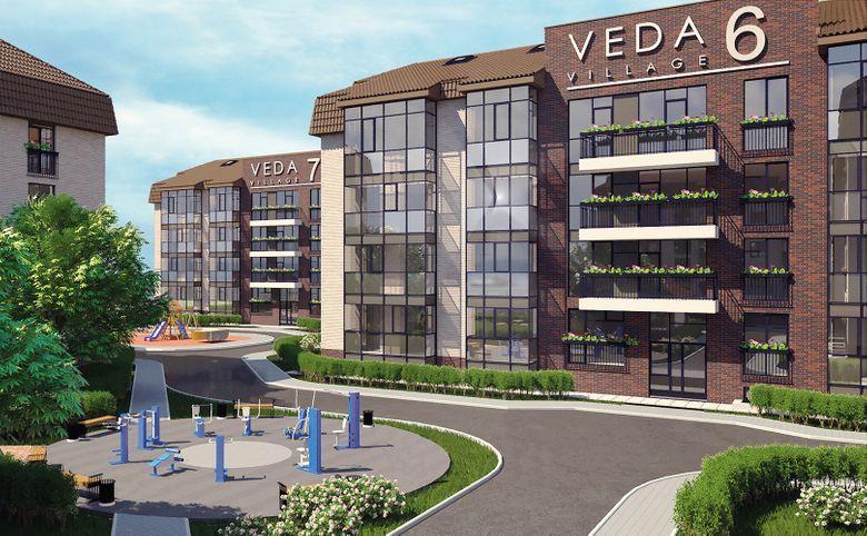 ЖК «Veda Village»– 3