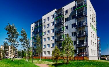 3Е-комнатная, 64.43 м²– 5