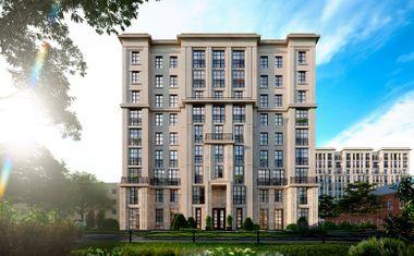 5Е-комнатная, 116.27 м²– 3