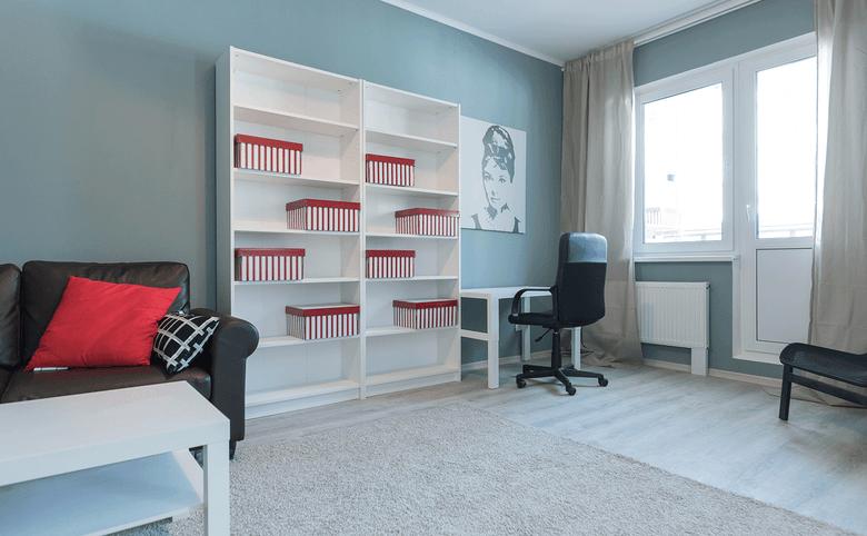 1-комнатная квартира, 32 м², 1 этаж – 1