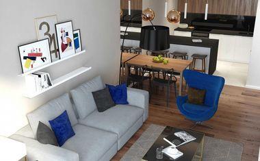 3Е-комнатная, 71.9 м²– 9