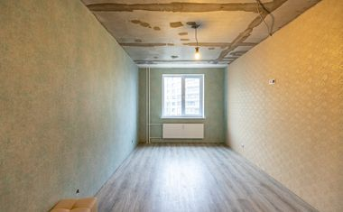 1-комнатная, 35.53 м²– 1