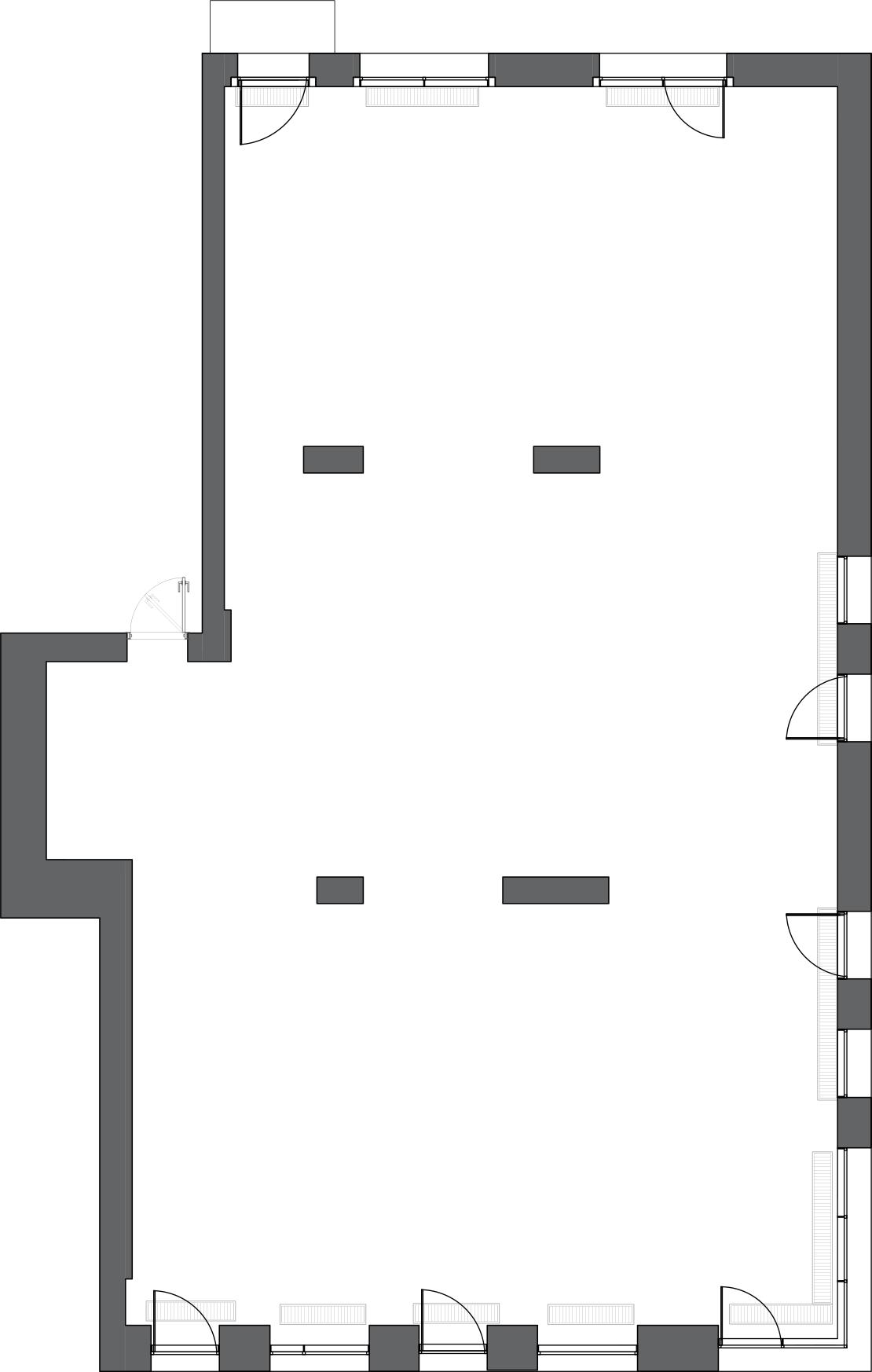 Свободная планировка, 189 м²– 2
