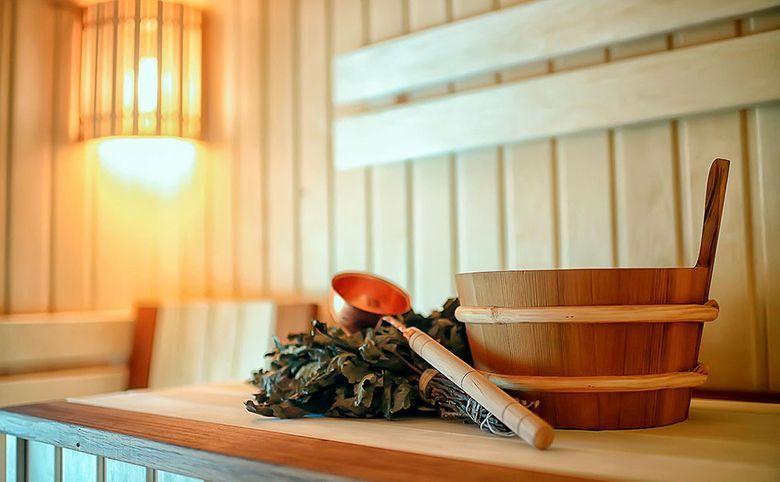 Квартиры с саунами