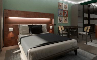 2Е-комнатная, 39.04 м²– 3