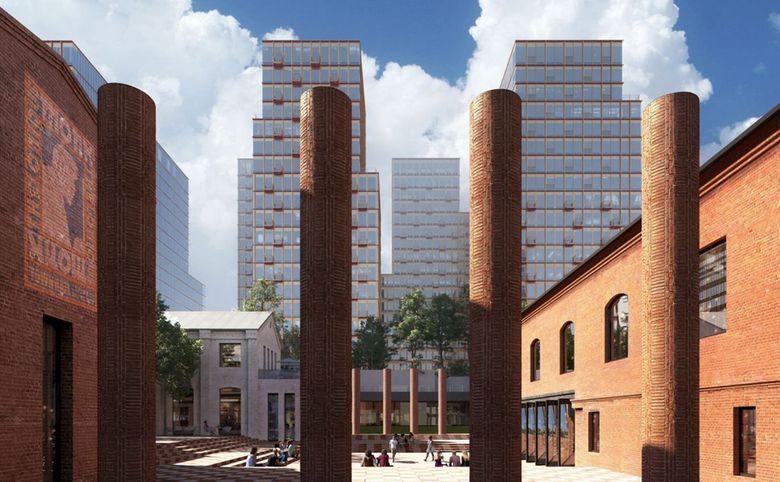 4Е-комнатная квартира, 162.75 м², 14 этаж – 7