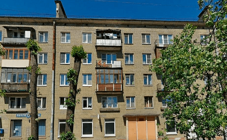 ул Седова, 23