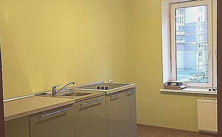 3-комнатная квартира, 73.7 м², 3 этаж – 4