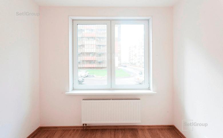2Е-комнатная квартира, 35.06 м², 4 этаж – 2