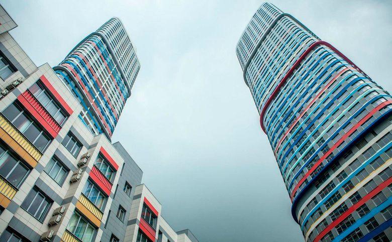 Свободная планировка, 109 м², 26 этаж – 6