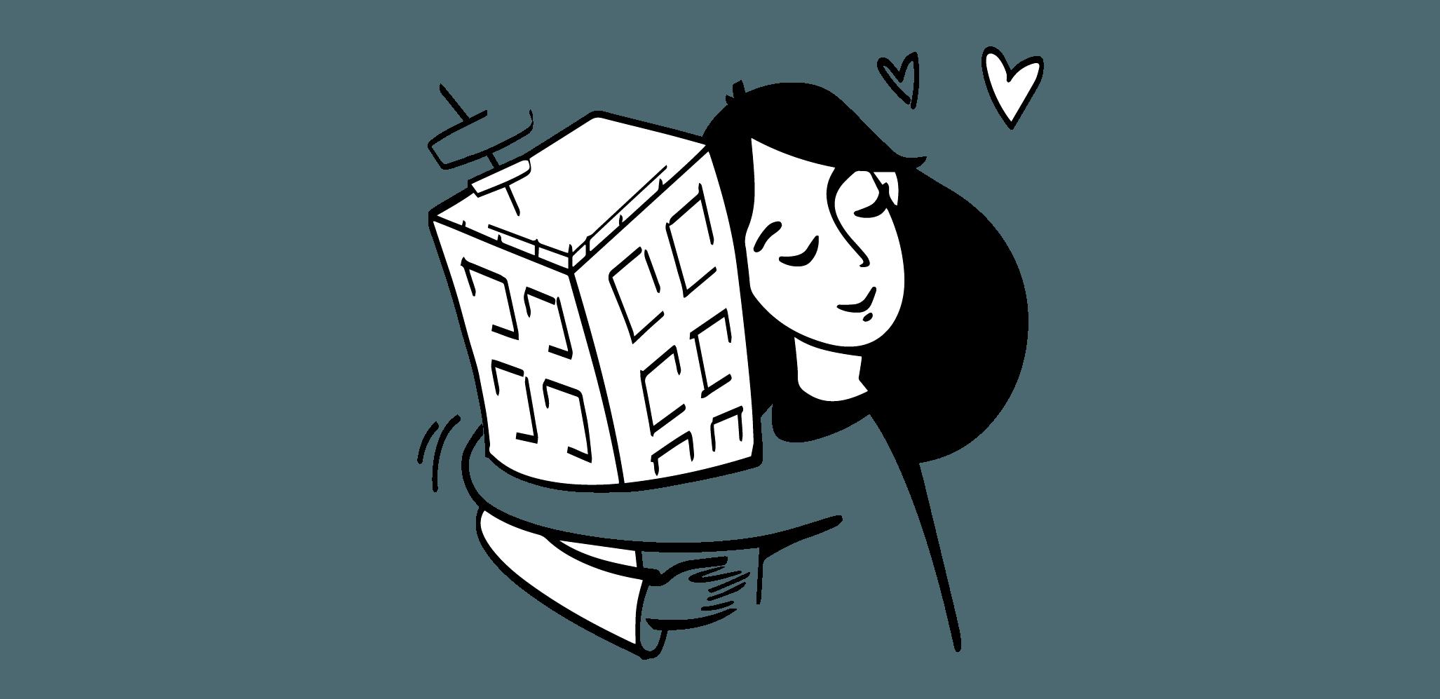 Возьми ипотеку - плати через год