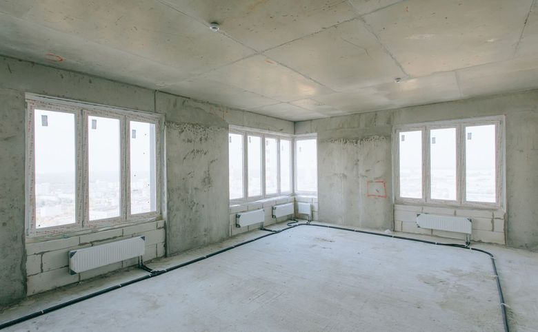 2Е-комнатная квартира, 35.7 м², 27 этаж – 1