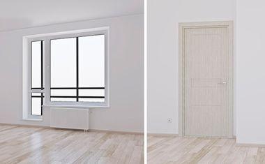 2Е-комнатная, 38.53 м²– 1