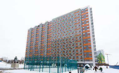 3Е-комнатная, 56.24 м²– 8