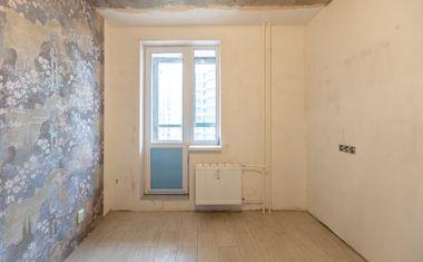 1-комнатная, 35.53 м²– 4