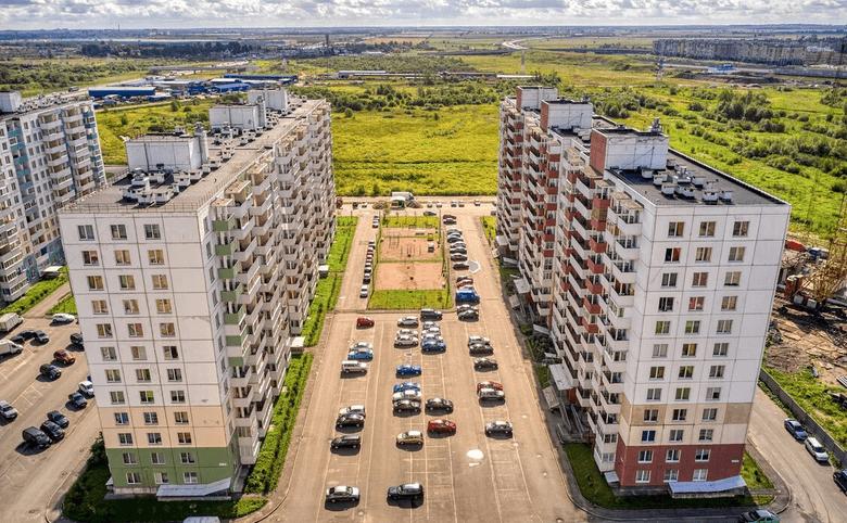 ЖК «Ленсоветовский»– 5