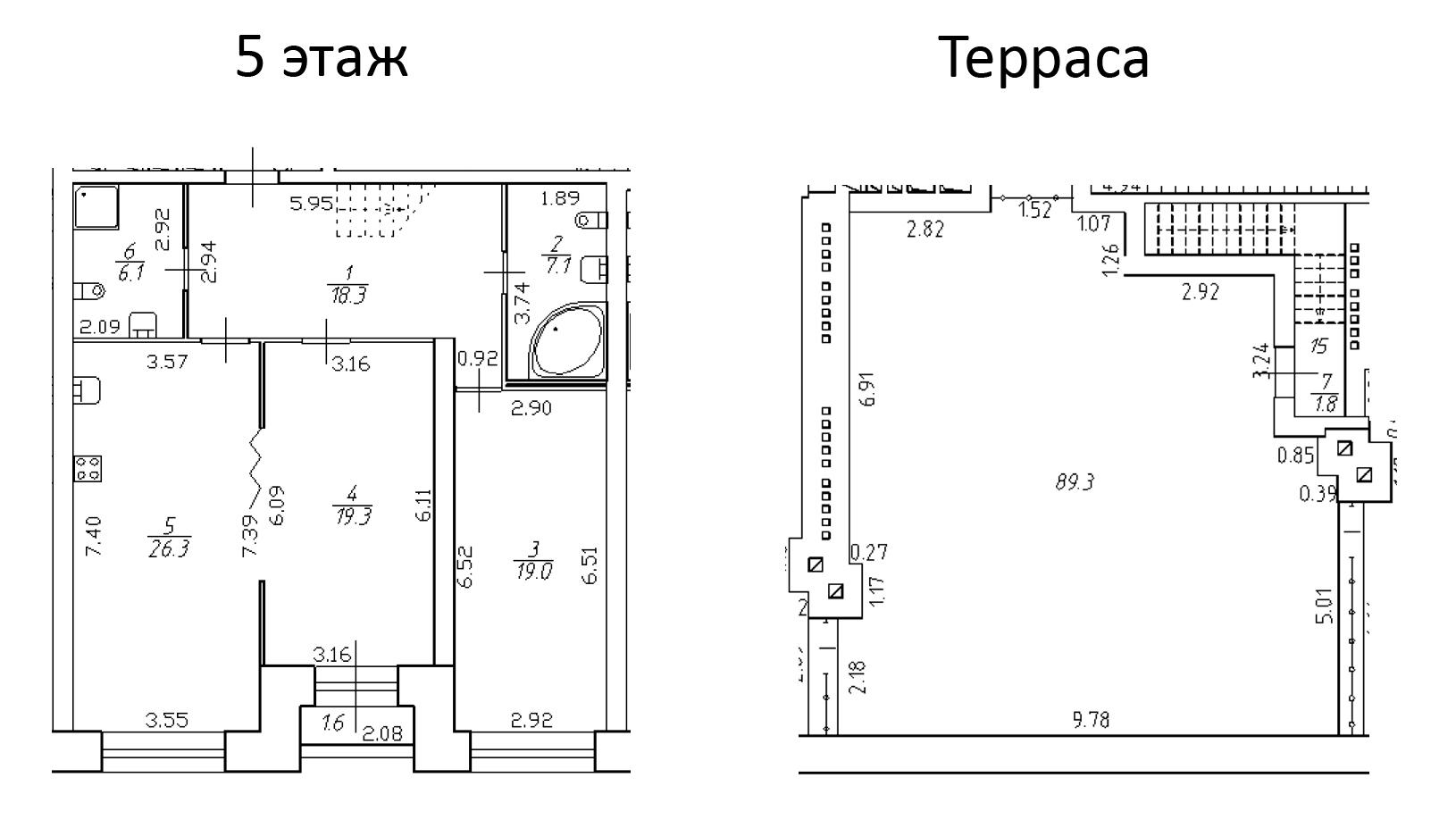 3-к.кв (евро), 188.83 м²