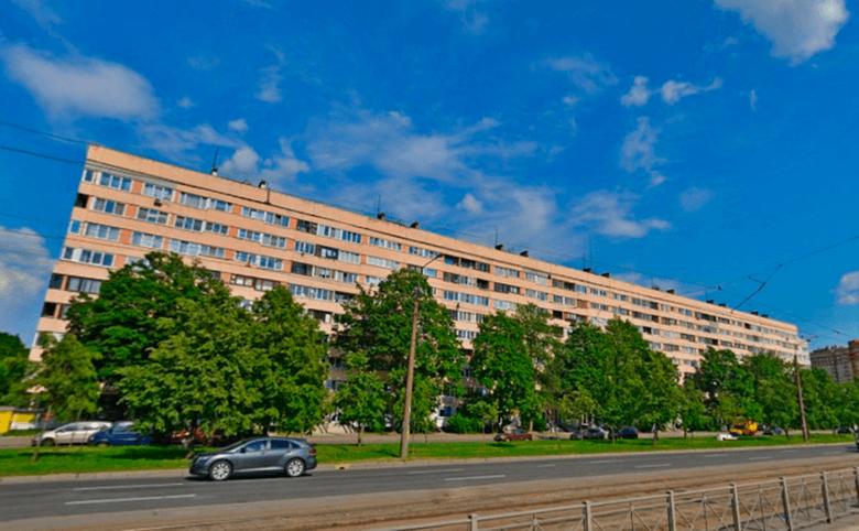 ул Бухарестская, 78– 2
