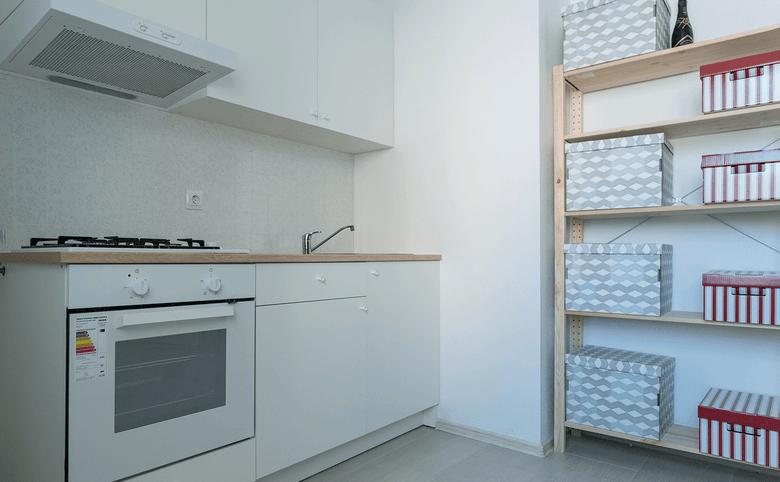 1-комнатная квартира, 32 м², 1 этаж – 4