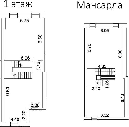 Свободная планировка, 168.9 м²– 2