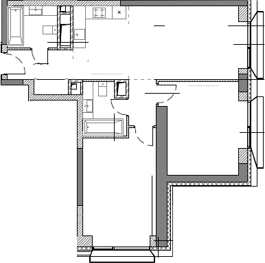 3Е-к.кв, 72.27 м²