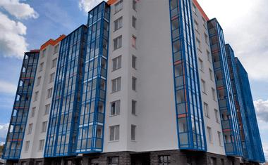 2Е-комнатная, 36.73 м²– 11
