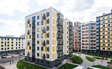 3Е-комнатная, 60.57 м²– 6