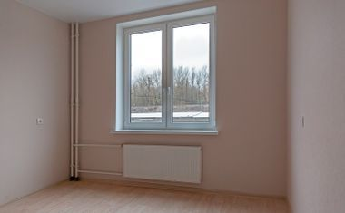 1-комнатная, 44.71 м²– 1
