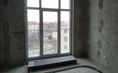 2Е-комнатная, 75.8 м²– 4
