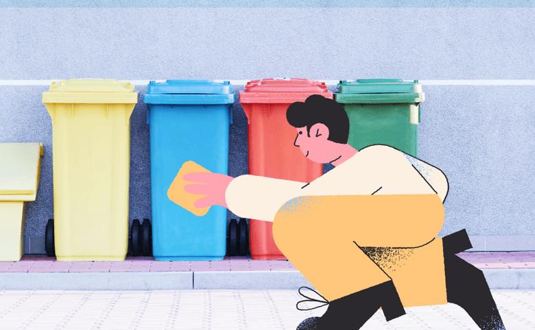 Как организовать раздельный сбор мусора у себя дома: три шага к чистоте