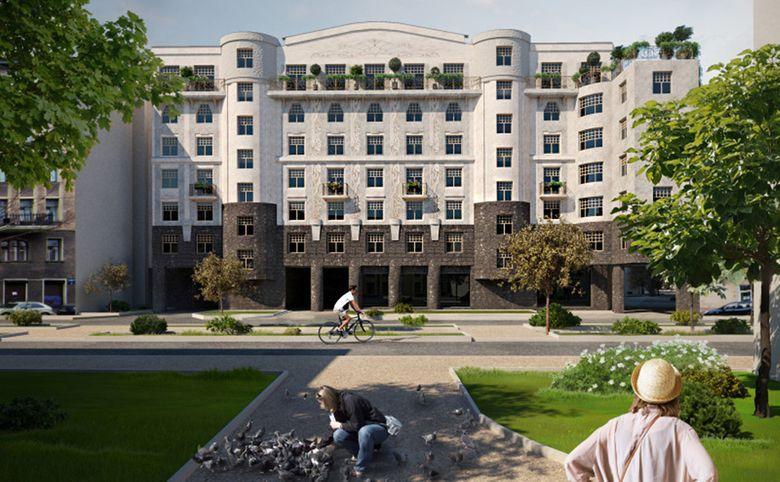 5-комнатная квартира (евро), 136.46 м², 2 этаж – 2