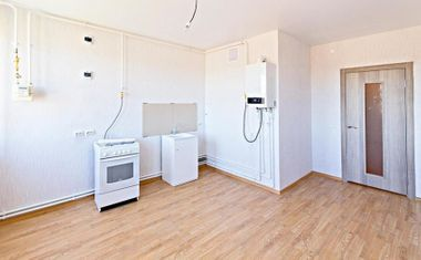 1-комнатная, 35.63 м²– 1