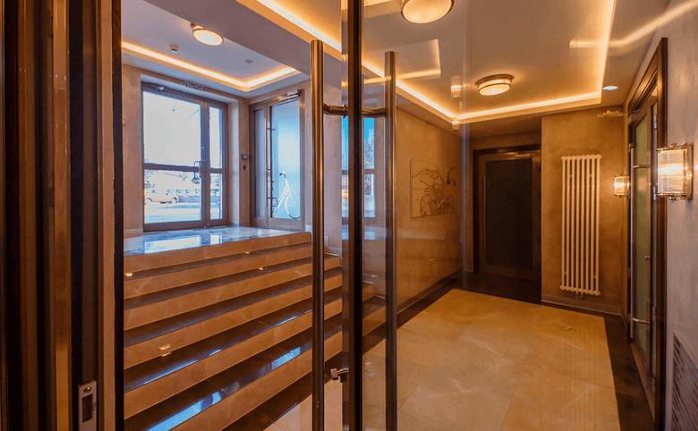 3Е-комнатная квартира, 115.79 м², 1 этаж – 9