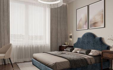 1-комнатная, 42 м²– 6