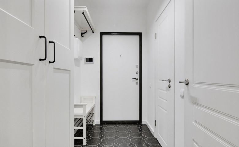 2Е-комнатная квартира, 36.46 м², 2 этаж – 9