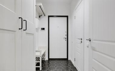 1-комнатная, 34.93 м²– 10
