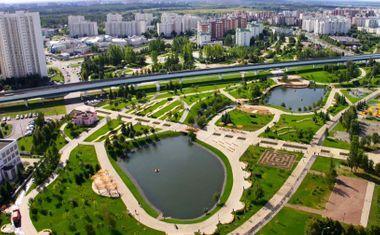 Парк Южное Бутово