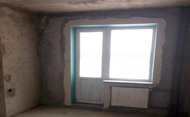 1-комнатная, 44.9 м²– 1