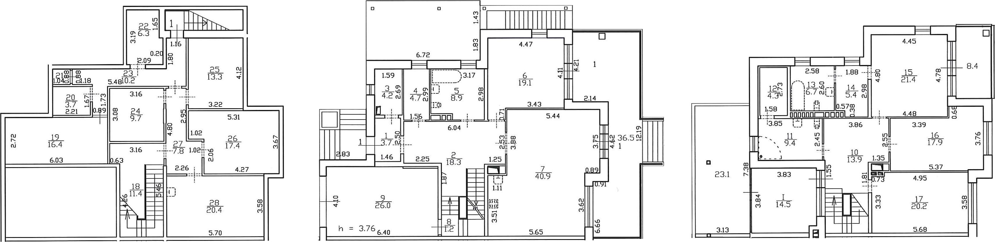 Таунхаус, 380.3 м²– 2