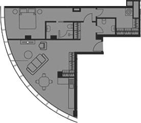Своб. план., 65.79 м²