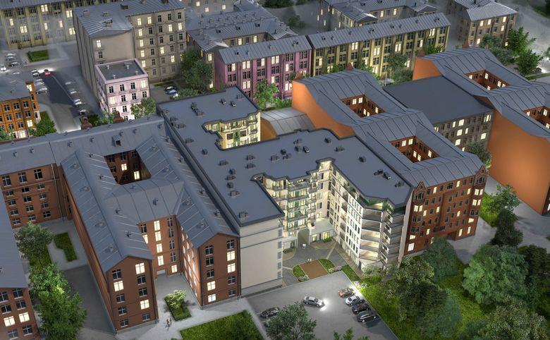 2Е-комнатная квартира, 79.94 м², 5 этаж – 6